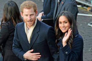 Meghan Markle cambia nome