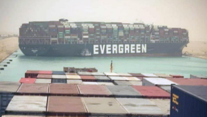 Portacontainer Ever Green