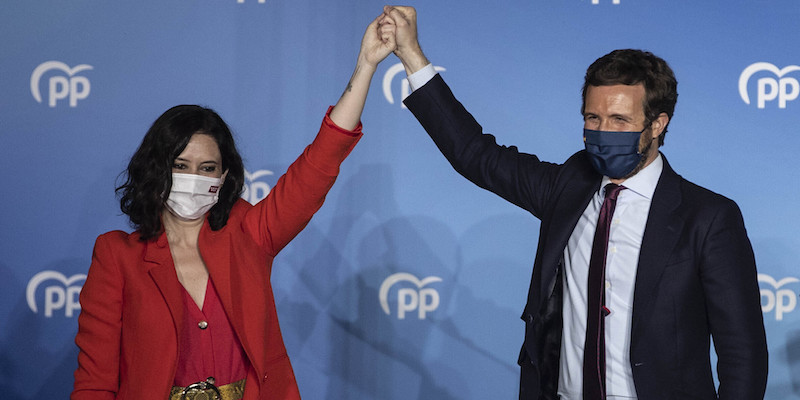 Elezioni a Madrid-Politically Uncorrect